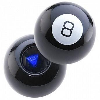 Шар предсказатель «Magic Ball 8»