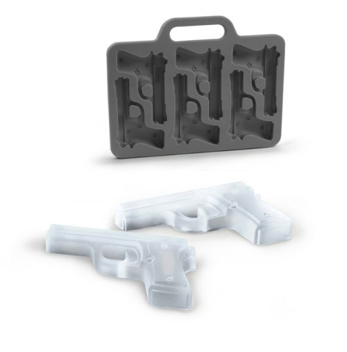 Форма для льда «Пистолеты»