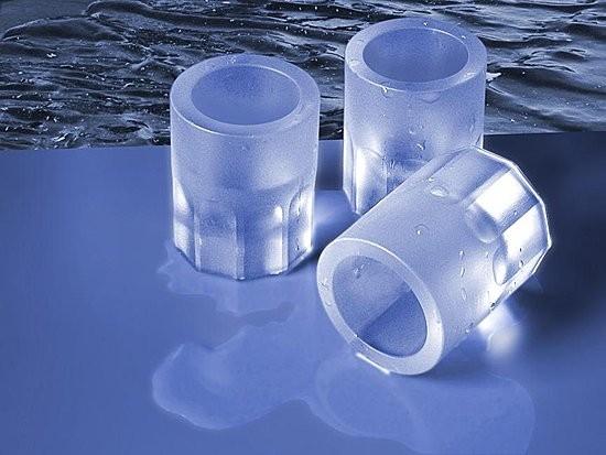 Форма для льда «Ледяные рюмки»