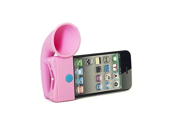 Усилитель «Bone Horn Stand» для iPhone