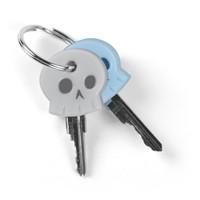 Набор накладок на ключи «Скелеты»